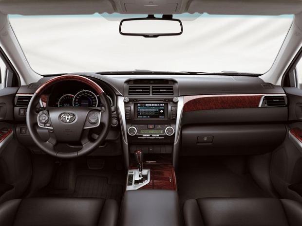 Toyota Camry (2011) - wersja azjatycka