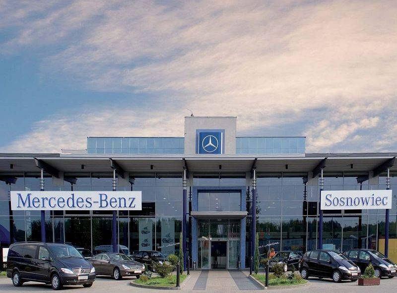 Mercedes Benz Sosnowiec