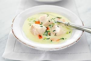 Zupa rybna, czyli pozdrowienia z Norwegii