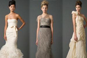 Vera Wang - kolekcja ślubna jesień/zima 2011