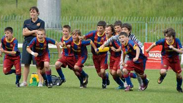 Szkółka piłkarska Barcelony