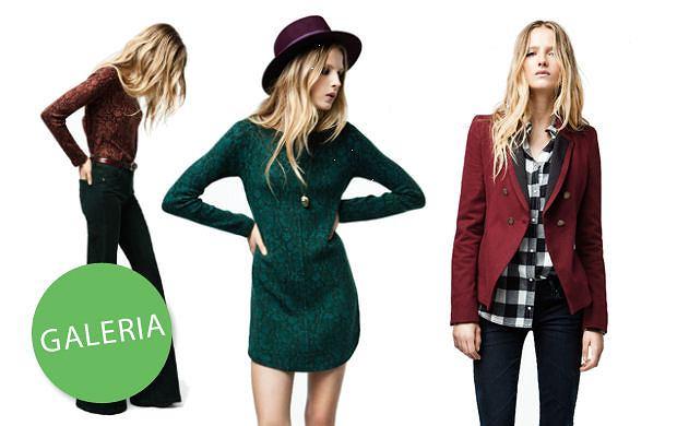 Zara TRF - lookbook