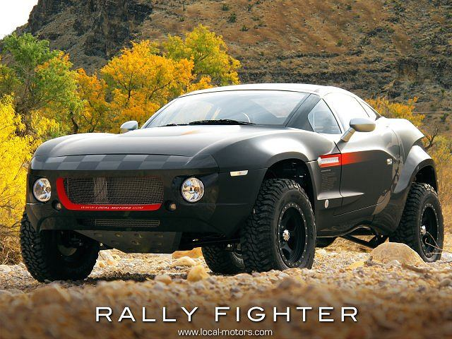 LM Rally Fighter