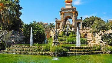 Barcelona zdjęcia - Parc de la Ciutadella, Barcelona