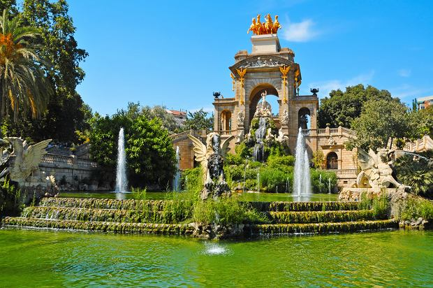 Barcelona. Parc de la Ciutadella