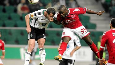 Mecz Legia - Hapoel