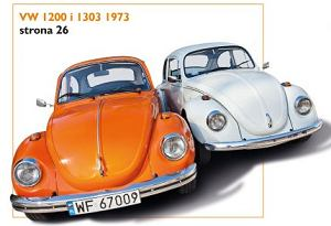 Temat numeru: VW 1200 i 1303