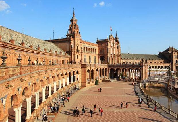 Hiszpania Sewilla - zwiedzamy stolicę Andaluzji