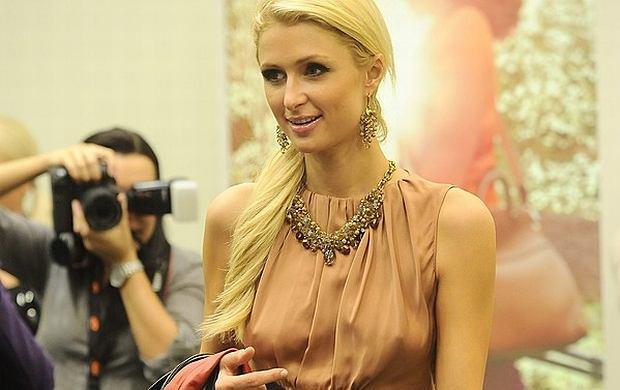 Paris Hilton przyjechała do Polski na otwarcie nowej części centrum handlowego