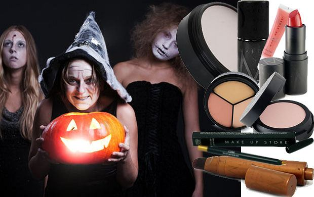Konkurs: Halloweenowe inspiracje z MAKE UP STORE