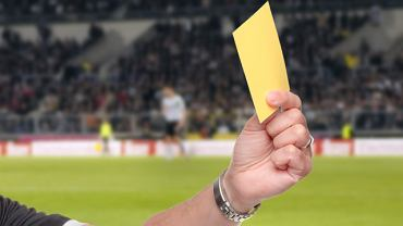 Sędzia piłki nożnej