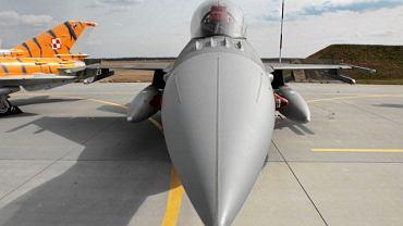 F-16 w Krzesinach