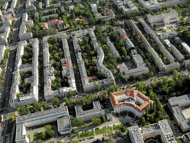 Zdjęcie numer 0 w galerii - Warszawa widziana z latawca: zobacz niezwykłe zdjęcia