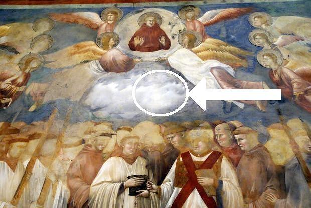 W diabła nie wierzymy, ale każda okazja, żeby pokazać te freski jest dobra. Drodzy czytelnicy, teraz obcujecie ze Sztuką.