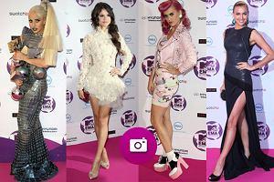 Gwiazdy na MTV Europe Music Awards 2011