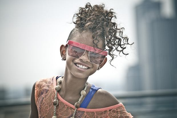 Willow Smith fot. Sony Music