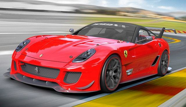 Ferrari 599 XX Evolution