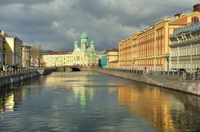 Sankt Petersburg, Rosja /Fot. Shutterstock