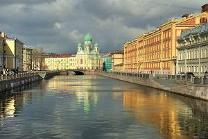 Petersburg - zabytki, białe noce, pogoda