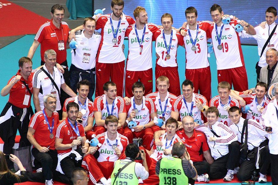 Ceremonia wręczenia medali Pucharu Świata