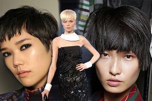 Krótkie włosy - trendy prosto z wybiegów
