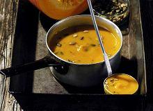 Styryjska zupa krem z dyni - ugotuj