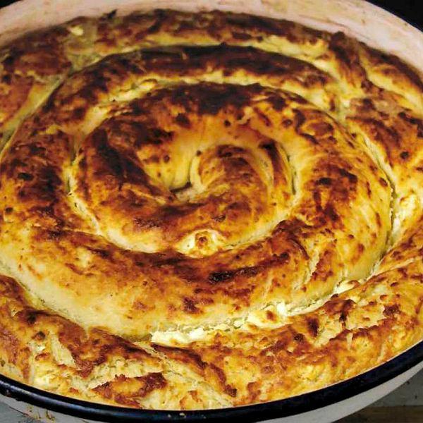 Kuchnia Bulgarska Tarator Banica I Rakija
