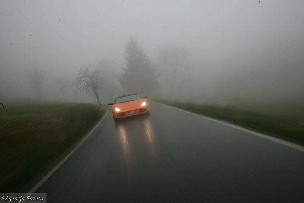 Lamborghini Murcielago fot. Sławomir Kamiński