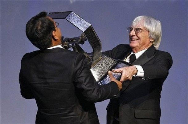 To pewnie najbardziej szokująca wiadomość F1 tego roku. 89-letni Bernie Ecclestone został znowu ojcem