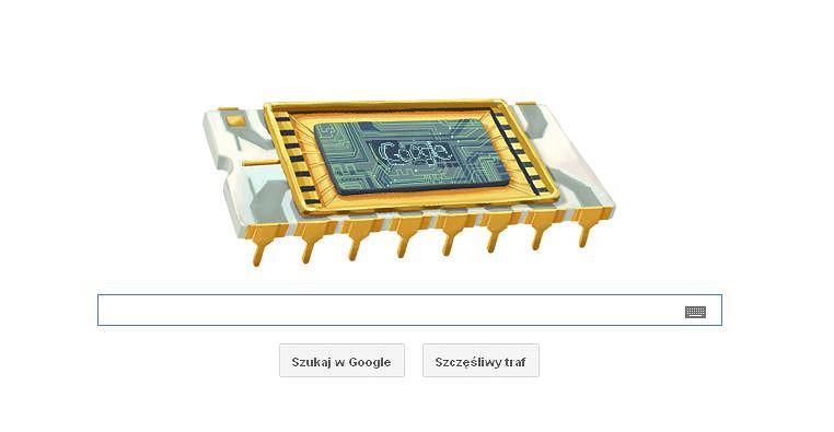 Google Doodle - Robert Noyce