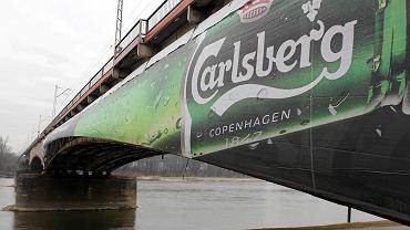 Carlsberg - jeden ze sponsorów Euro