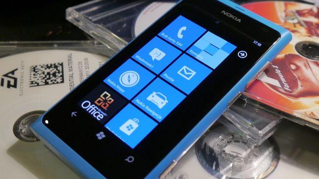 Robi to powoli, ale Windows Phone zdobywa popularność