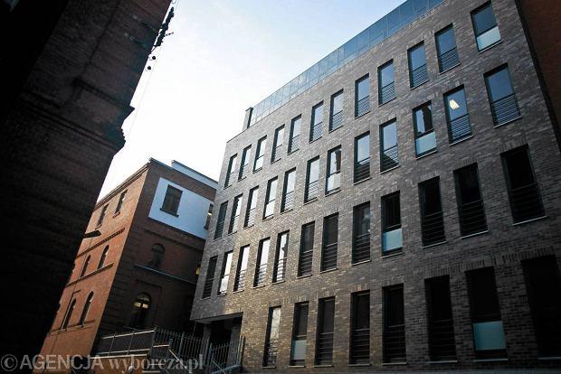 Gdańskie Centrum Sprawiedliwości to kompleks nowoczesnych biurowców