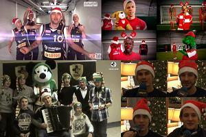Najfajniejsze życzenia świąteczne od sportowców