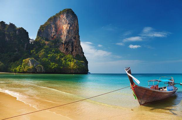 Tajlandia, plaża