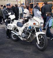 Honda CBX 750 P - WOŚP