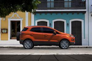 Ford EcoSport | Crossover dla rynków wschodzących