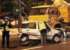 Więcej ofiar wypadków przy wyłączonych fotoradarach