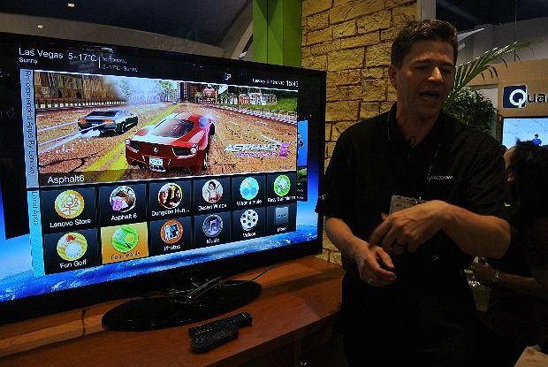 Telewizor Lenovo z układem Snapdragon