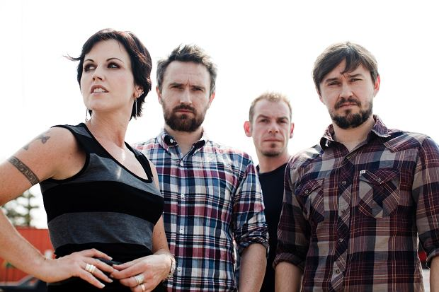 The Cranberries fot. Jess Baumung