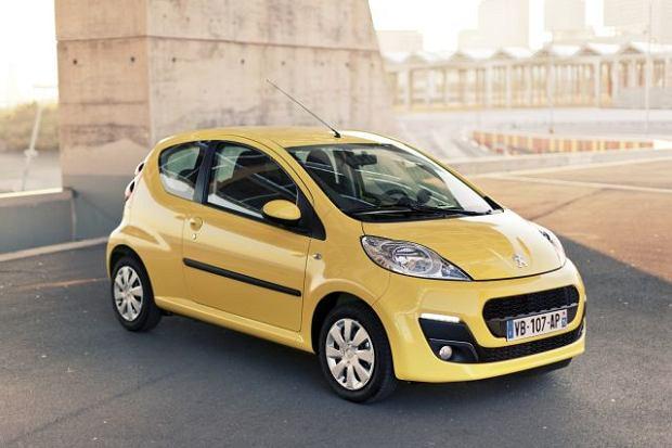 Peugeot 107 | Ceny