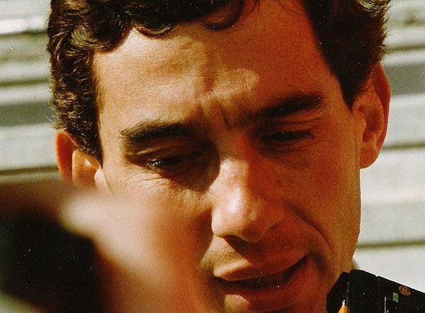 Ayrton Senna w 1989 roku