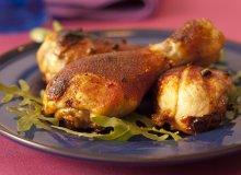 Pałki kurczaka w miodzie - ugotuj