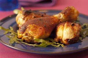 Kurczak pieczony - idealny na piknik i nie tylko