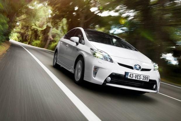 Toyota Prius   Osiemnaste urodziny