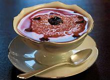 Zupa - kompot z suszonych śliwek - ugotuj
