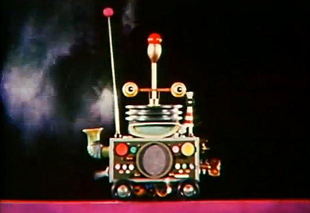 Robot Hensona