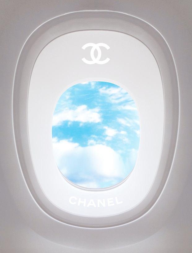 Zaproszenie na pokaz Chanel haute couture wiosna lato 2012