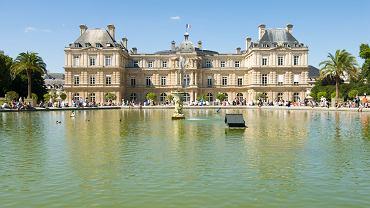 Paryż wycieczki, Ogród Luksemburski