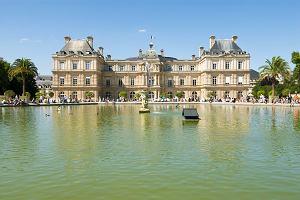 Paryż wycieczki - Ogród Luksemburski